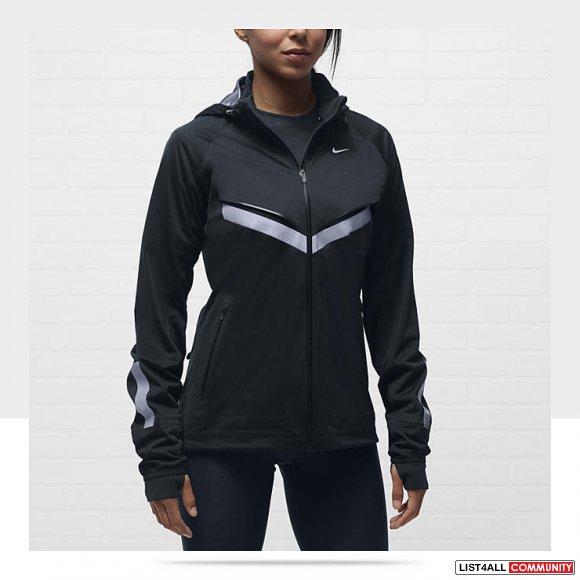 Nike Vapor Reflective Windrunner Running Jacket 350
