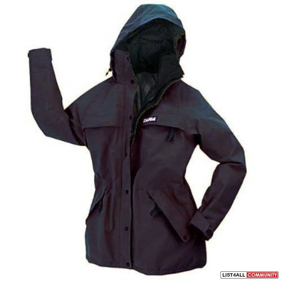 TAIGA Chamonix Gore-Tex Waterproof Rain Jacket Women's 4 Small