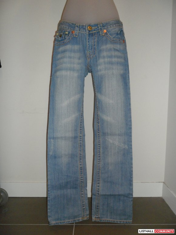 true religion lt denim jeans