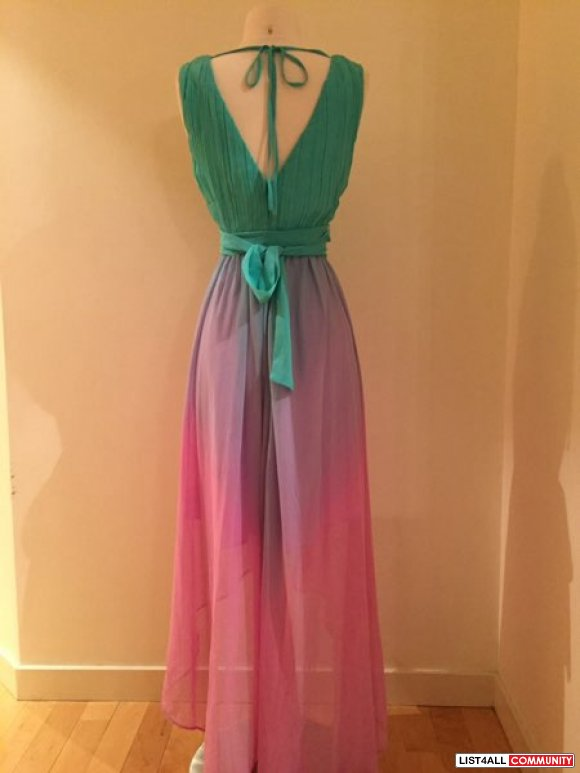 victoria secret ambre dress