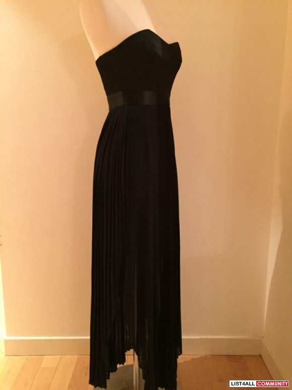 ever new black maxi dress
