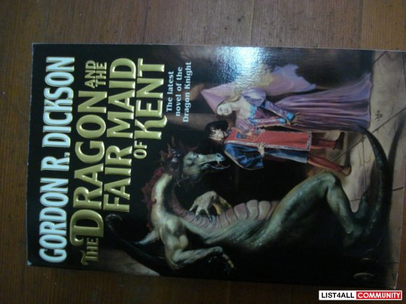 The Dragon and the fair Maid of Kent (paperback)