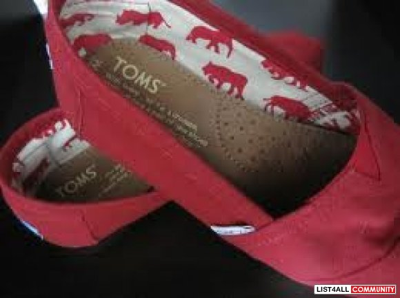 RED TOMS 7.5