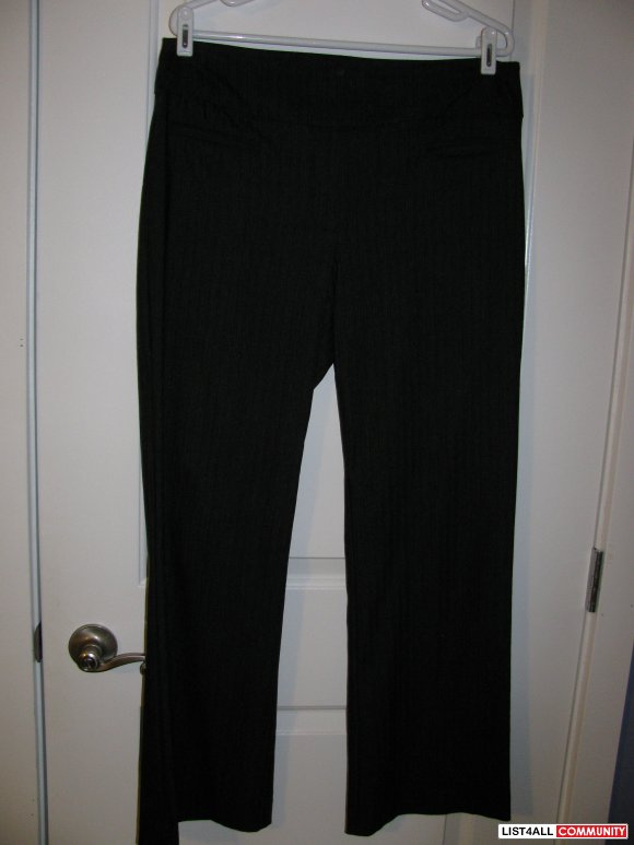 Reitman's comfort fit trousers - they ARE comfy!
