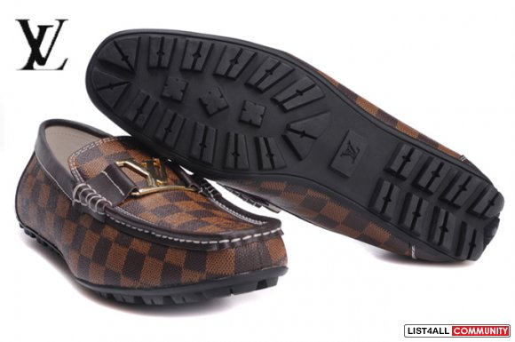 f49bbe71895 Buy Louis Vuitton Dark Brown Leather Major Loafers Size 44 34814 at best  price TLC Source · cheap authentic Louis Vuitton Loafers sale louisvuitton  List4All