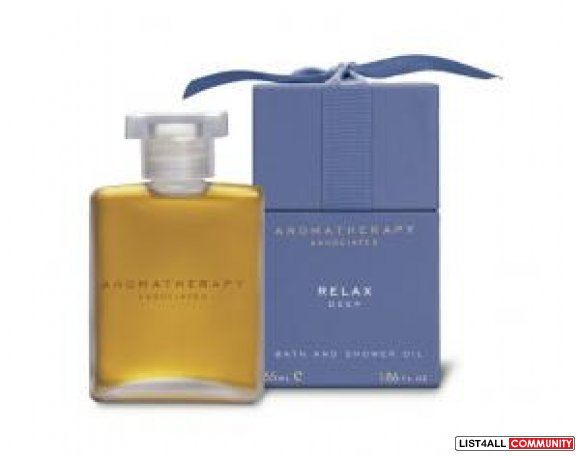 Aromatherapy Associates Relax Bath/Shower Oil