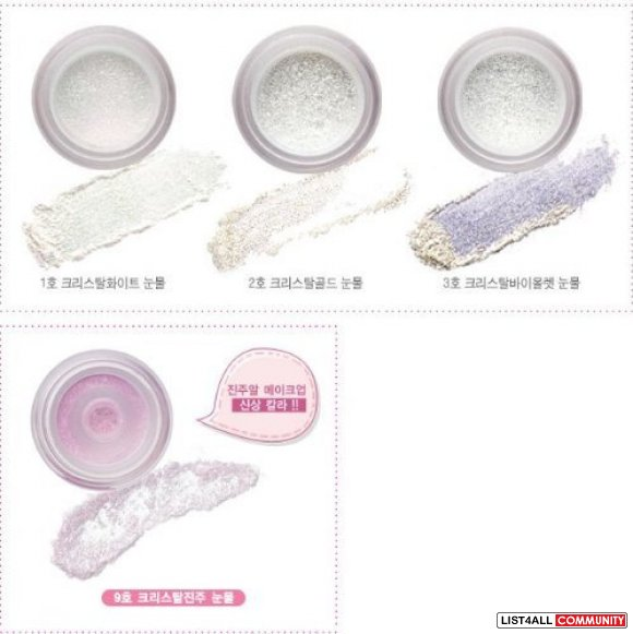 Etude Crystal Tear Powder