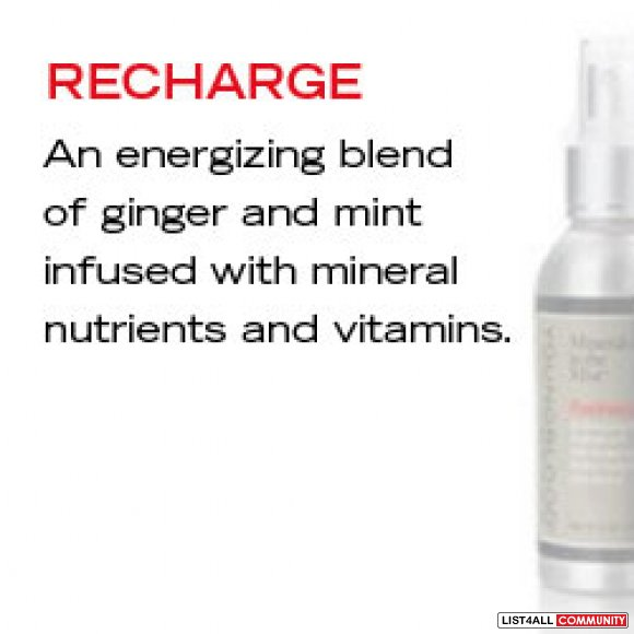 Youngblood Minerals In the Mist Recharge