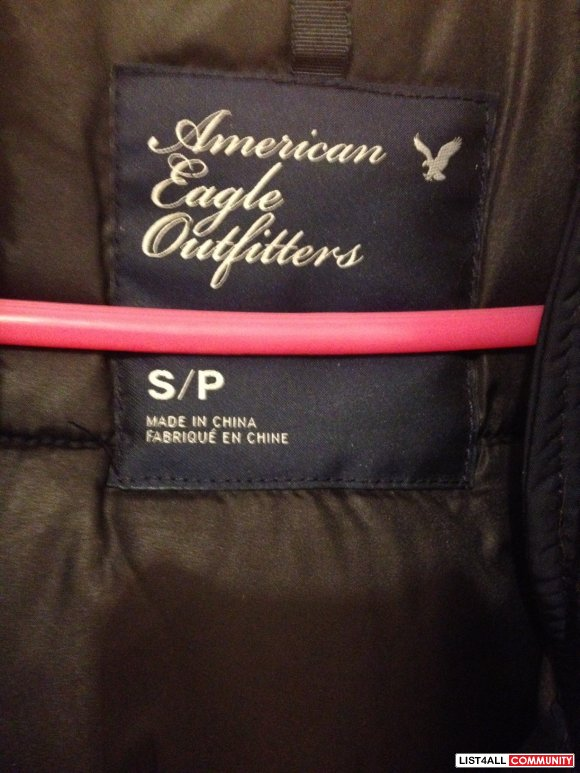 AMERICAN EAGLE JACKET SIZE: SMALL