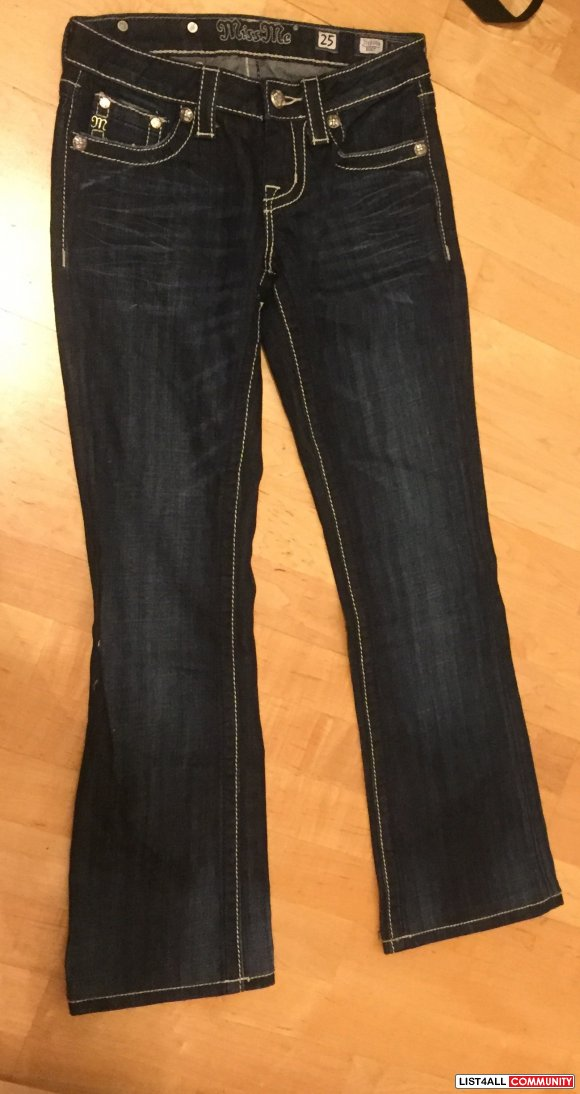 MISS ME JEANS, SIZE:25