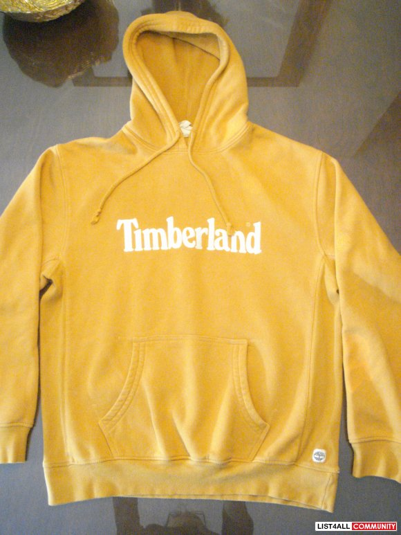 TIMBERLAND HOODIE SIZE MED - $30 OBO