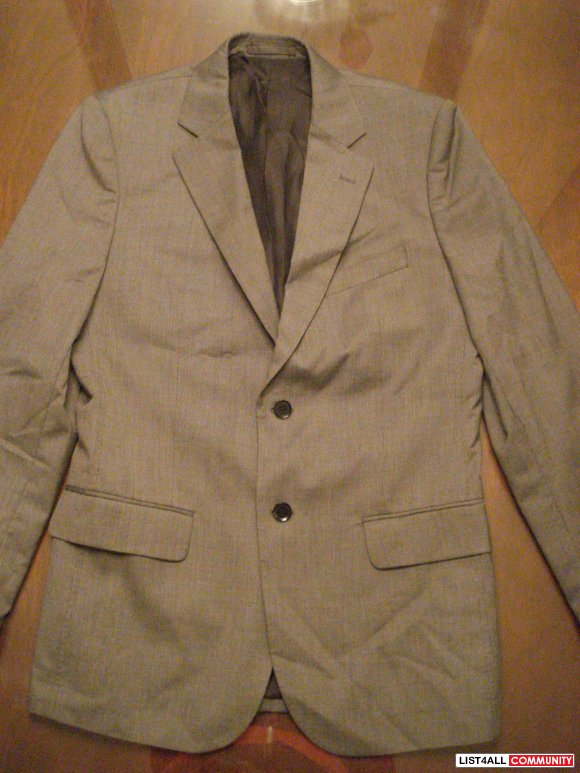 RW AND CO SUIT JACKET & PANTS SIZE 32 - $40 OBO