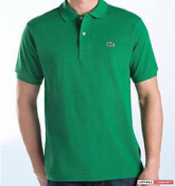 Lacoste Polo Shirts Colors Lacoste Men Polo Shirt Deep