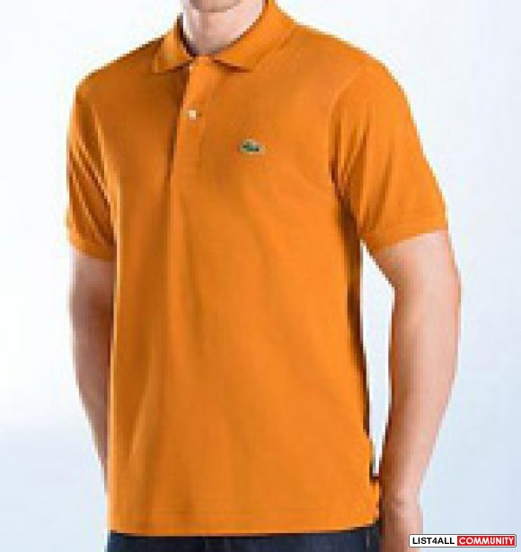Lacoste Polo Shirts Colors Lacoste Men Polo Shirt