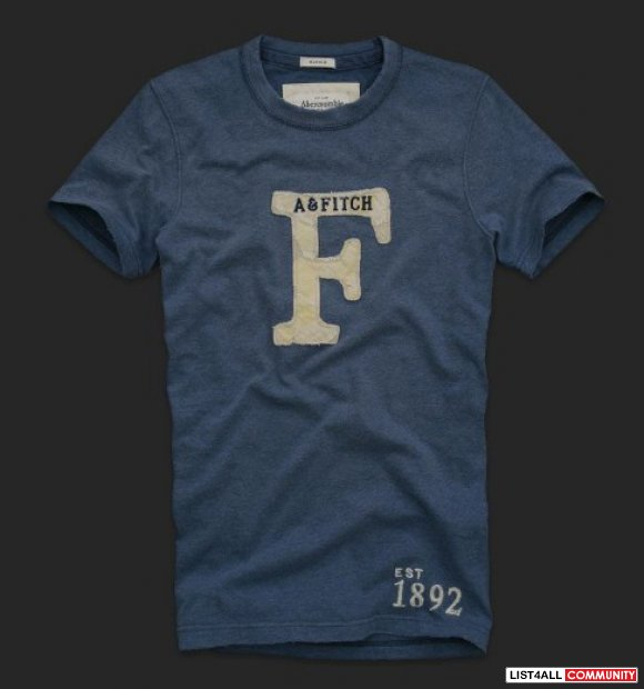 Cheap Abercrombie Fitch Clothing 09 New Abercrombie Mens Hoodies Best Abercrombie Fitch Clothing: Abercrombie And Fitch Men Tee-002 :: Vtoop11 :: List4All