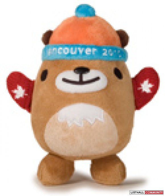 Olympic mascots for sale