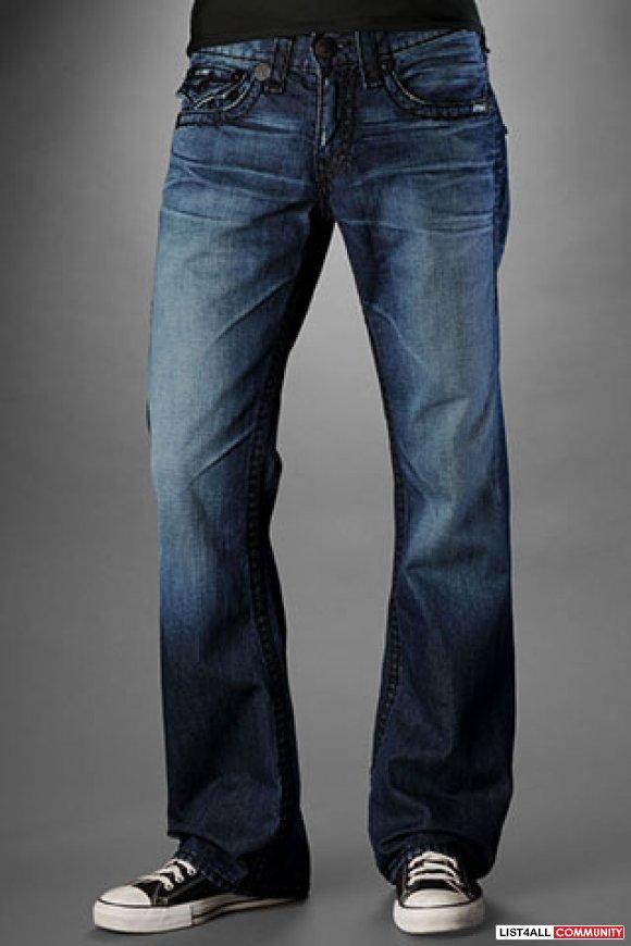 True Religion Billy Jeans Mens True Religion Billy Super