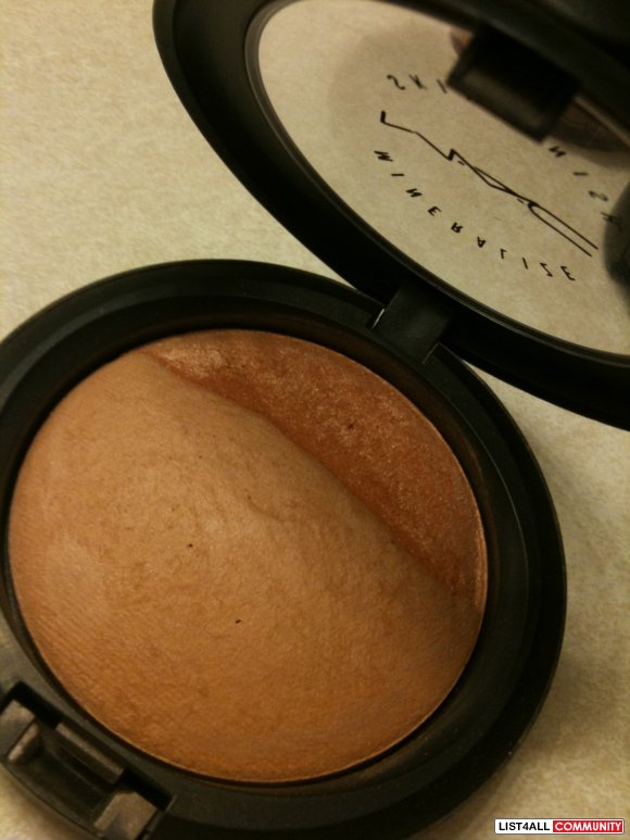 Mac Skinfinish Mineralized Powder Medium Dark