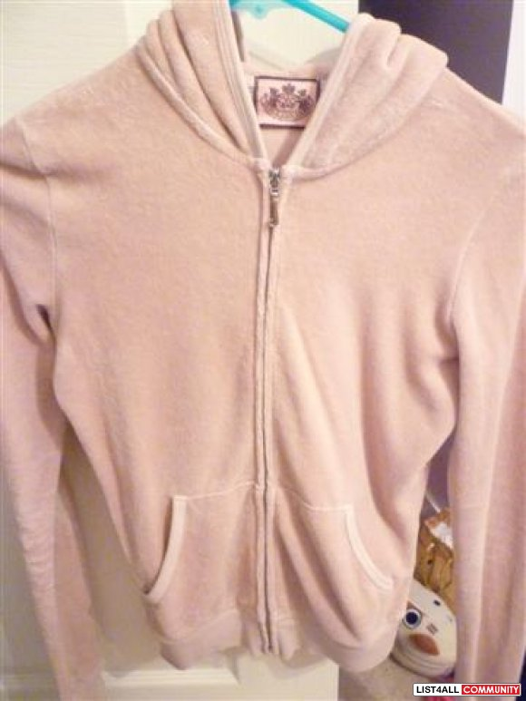 XS JUICY COUTURE HOODY