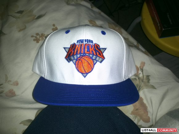 BN: New York Knicks Adidas Snapback