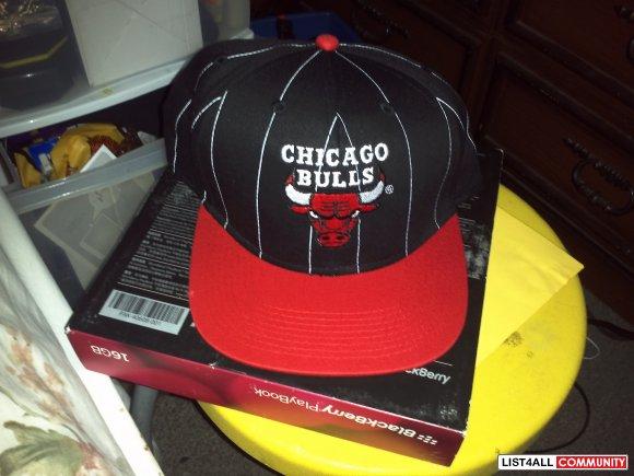 4e5f9ef6707 BN  Starter Chicago Bulls Pinstripe Snapback    boss    List4All