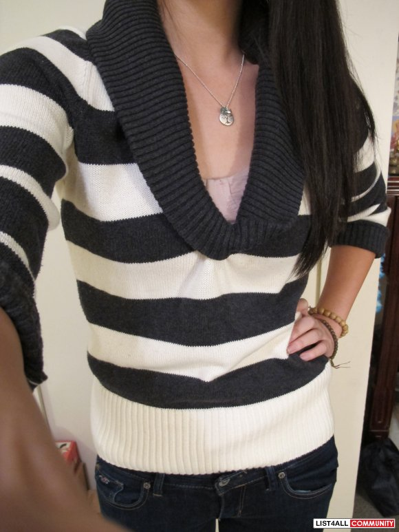 American Eagle Thick Cable Knit