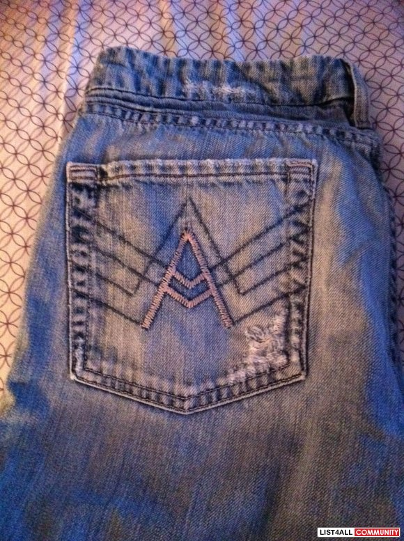 Seven for all mankind jeans - size27