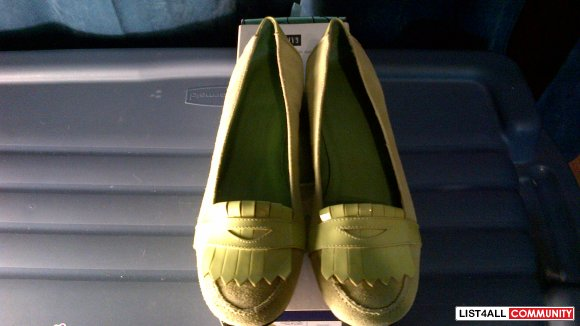 Gap Loafers (Brand New)