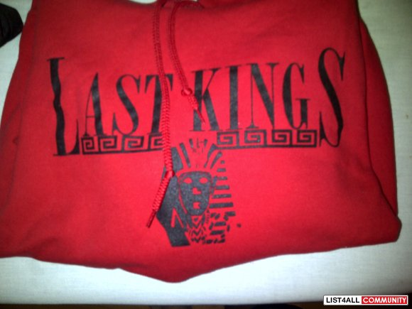 *AUTHENTIC* Last Kings Hoodie