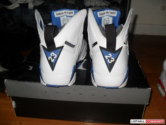 AIR JORDAN 7 ORLANDO MAGIC