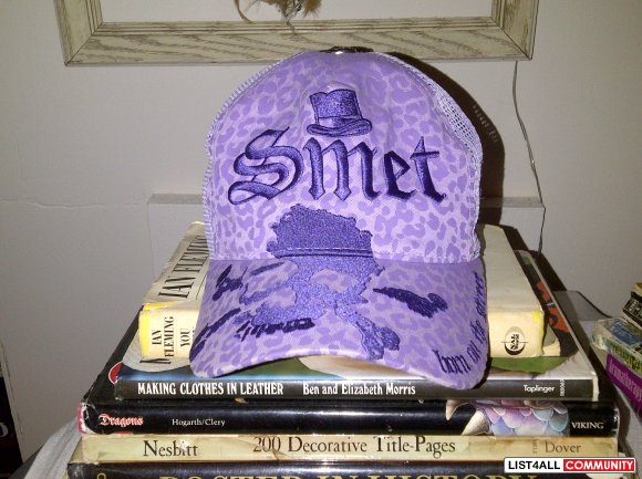 AUTHENTIC smet hat
