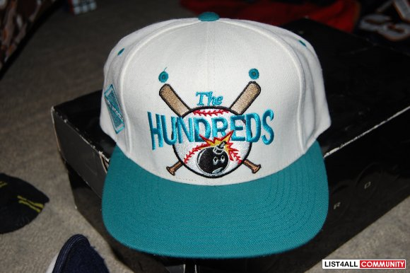 The Hundreds Baseball Snapback