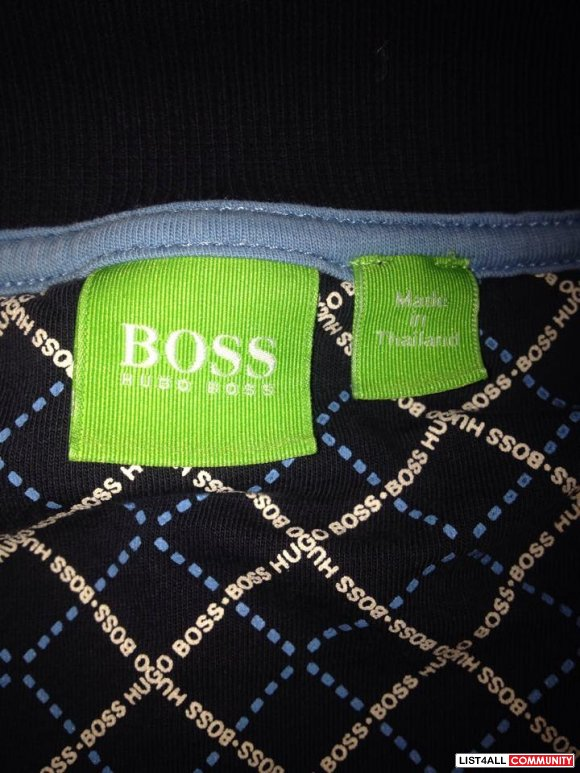 hugo boss track jacket