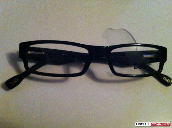 dg 1168 black frames glasses