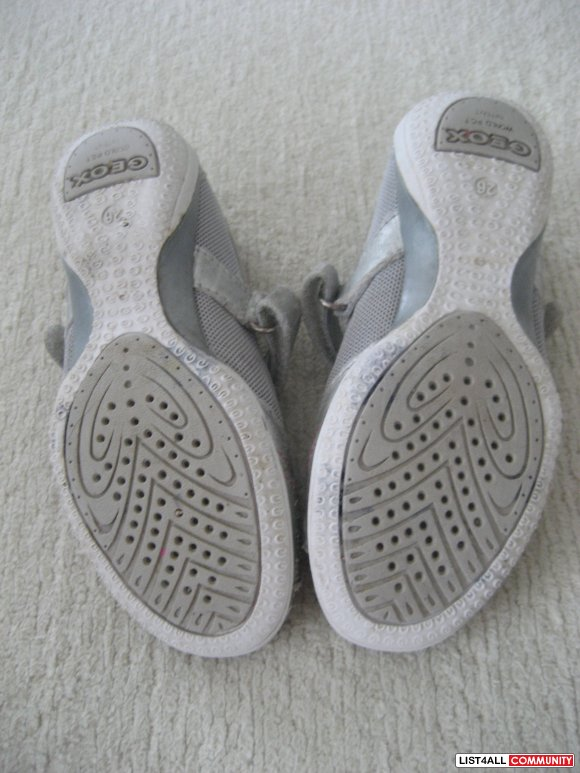 """Geox"" Shoes - size 26"