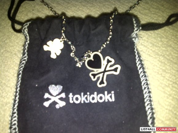 * * Brand New TOKIDOKI Necklace from Blue Ruby! * *