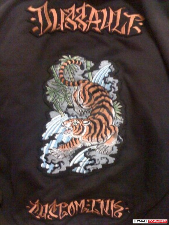 DUSSAULT TIGER PAW SIZE SMALL SUPER CHEAP