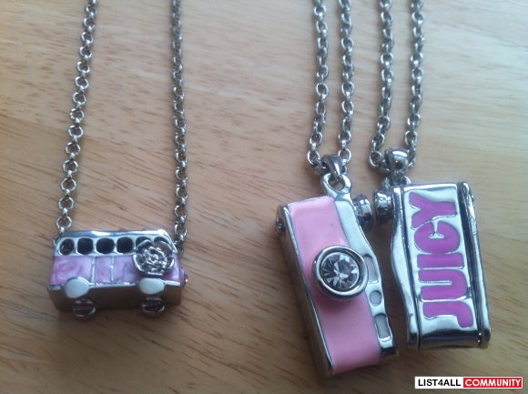 JUICY NECKLACES