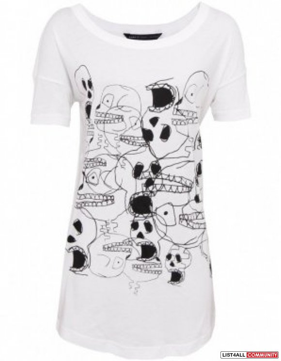 New Marc Jacobs t shirt, size medium, womens - purchased at Holts in