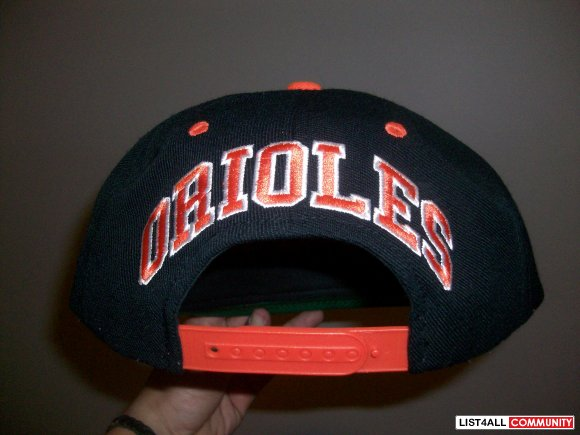 Baltimore Orioles SNAPBACK (REDUCED)