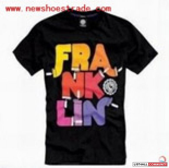 FranklinMarshall t-shirts sale online $18/pcs www.newshoestrade.com