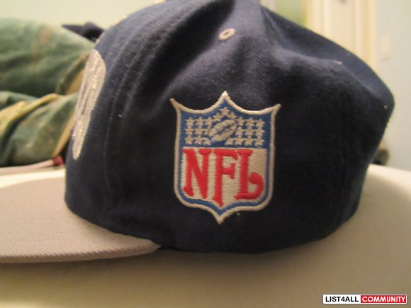 authentic mitchell & ness - dallas cowboys - $15 firm