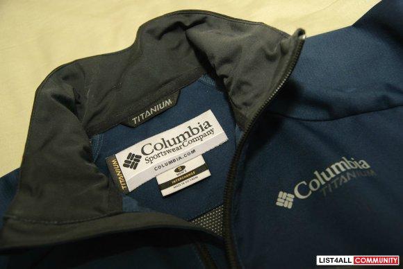 Columbia Titanium Softshell Jacket Polarize List4all