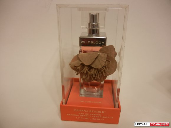 Banana Republic Wildbloom Vert perfume