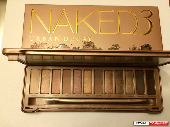 [ SOLD ] Urban Decay NAKED 3 Palette