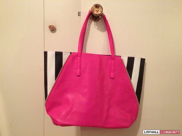 Juicy Couture Pink Tote Bag
