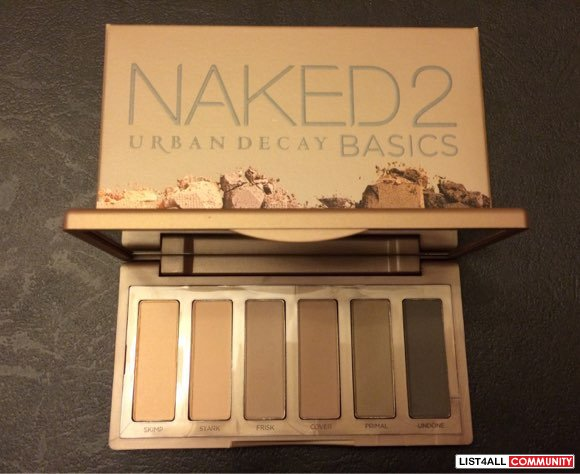 [SOLD] Urban Decay NAKED 2 Basics Palette