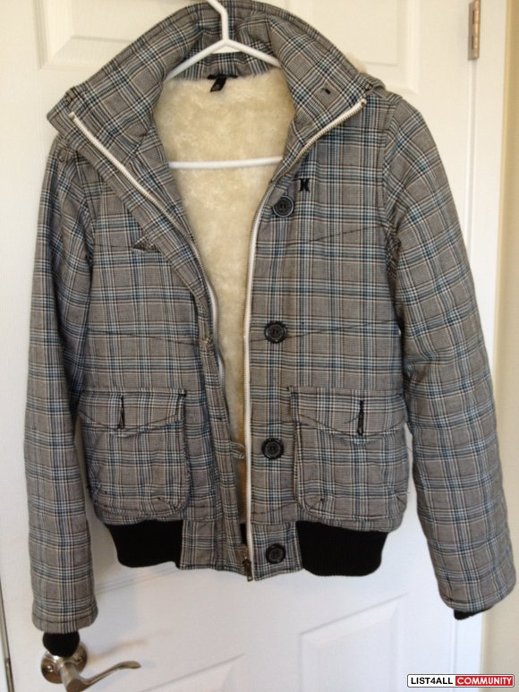 Hurley Jacket - SMALL