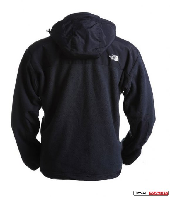 North Face Hoody - M and L