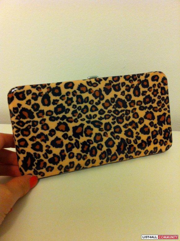 9dc29a32465 Aldo Leopard Wallet    fashionflorence    List4All